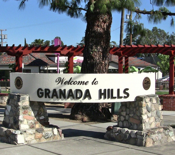 Welcome to Granada Hills